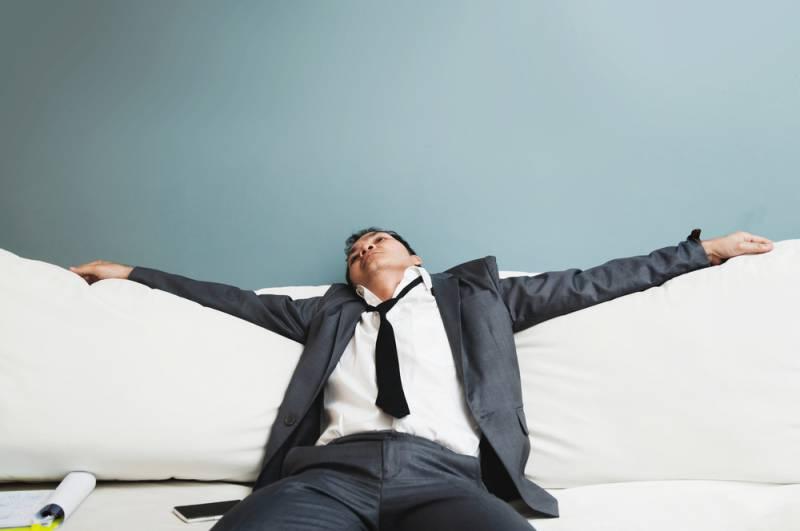 Benefits of a good sleep.