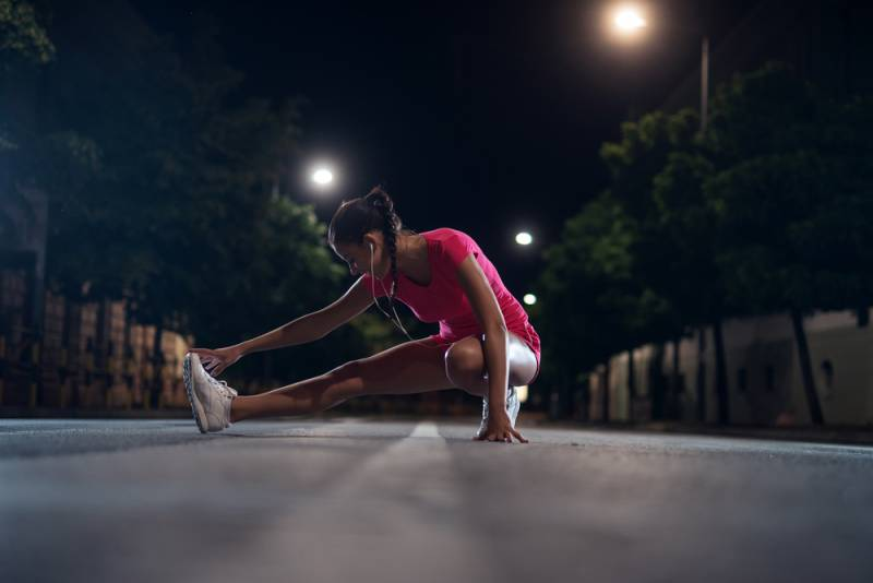 Evening exercises are more favorable for night owls.