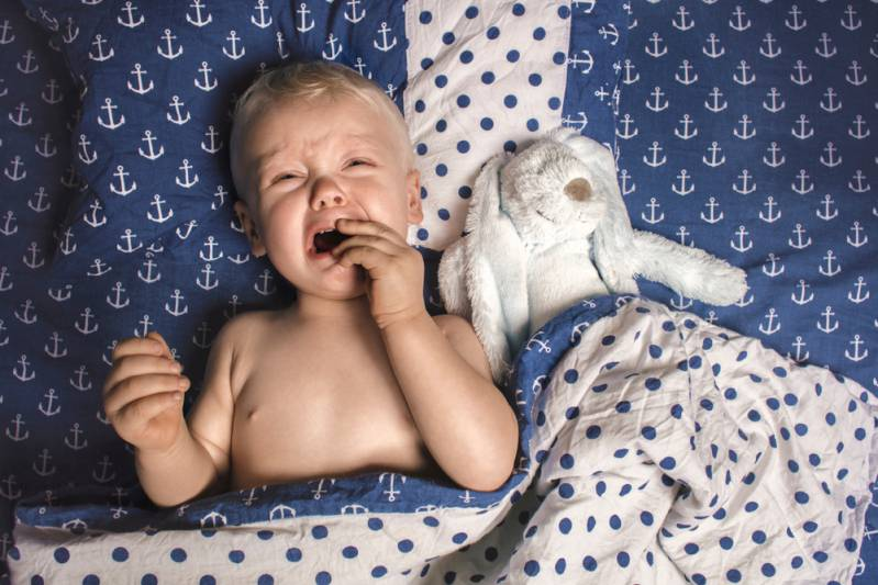 When you were a little kid, you used to hate bedtime.